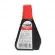 Краска штемпельная TRODAT, 28мл, красная  (012303)