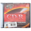 Диск CD-R VS, 700 Mb, 52x, Slim Case, 1 шт (511544)