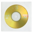 Диск CD-R VS, 700 Mb, 52х, бумажный конверт, 1 шт. (511554)