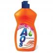 Средство для мытья посуды 450 мл, AOS, Бальзам (605055)