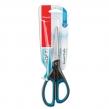 Ножницы MAPED «Essentials Soft», 210 мм, прорезиненные ручки, черно-синие