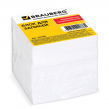 Блок для записей BRAUBERG , непроклеенный, 9×9х9 см, белый