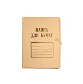 папка картонная