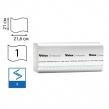 Полотенца бумажные 250 шт., VEIRO Professional (Система H3), комплект 20 шт., Basic, белые, 21×21,6, V, KV104 (129533)