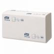 Полотенца бумажные Tork Universal, ZZ-(V), Система(H3) 1 сл., 250л/пач, 23х23см, белые (136982)