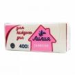Салфетки бумажные, 400 шт., 24×24 см, ЛИЛИЯ, Big Pack, белые, сырье Италия (125253)