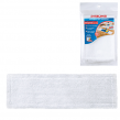 Насадка МОП для швабры ЛАЙМА с карманами, 40×10 см, микрофибра, швабра 601461, 601462