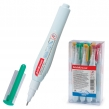 Ручка-корректор ERICH KRAUSE Arctic White, 10 мл, металлический наконечник (222295)