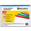 Папка-конверт на молнии BRAUBERG «Smart, А4, 335×238 мм, карман для визитки, 0,15 мм