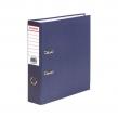 Папка-регистратор BRAUBERG ECO, 75 мм, синяя (221396)