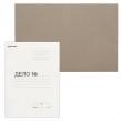 Папка без скоросшивателя Дело, картон, плотность 300 г/м2, до 200 листов, BRAUBERG (124571)