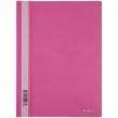 Скоросшиватель пластиковый Berlingo, А4, 180мкм, розовая (184159)