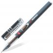 Ручка гелевая ERICH KRAUSE, Megapolis Gel, корпус с печатью, узел 0,5 мм, линия письма 0,4 мм, Черная (141236)