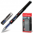 Ручка гелевая ERICH KRAUSE «Megapolis gel black tie», толщина письма 0,5 мм, синяя