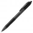 Ручка гелевая автоматическая с грипом ERICH KRAUSE, Smart-Gel, узел 0,5 мм, линия письма 0,4 мм, Черная (142867)