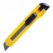 Нож универсальный ERICH KRAUSE Standard, 9 мм, фиксатор, ассорти, упаковка с европодвесом