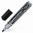 Маркер перманентный BRAUBERG Neo, черный, утолщенный круглый наконечник, 5 мм (150480)