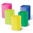 Подставка-органайзер (стакан для ручек), 5 цветов ассорти