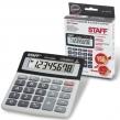 Калькулятор STAFF настольный STF-5808, 8 разрядов, двойное питание, 134×107 мм