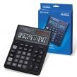 Калькулятор CITIZEN настольный SDC-414N, 14 разрядов, двойное питание, 204×158 мм