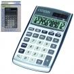 Калькулятор CITIZEN карманный CPC-112WB, 12 разрядов, двойное питание, 120×72 мм