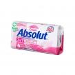 Мыло туалетное антибактериальное 90 г ABSOLUT Нежное, не содержит триклозан (600589)