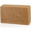 Мыло хозяйственное 65%, 200 г, Меридиан, без упаковки (602370)