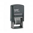 Нумератор мини TRODAT 6-разрядный, пластиковый, высота шрифта 3,8мм (028637)