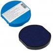 Подушка сменная для печатей ДИАМЕТРОМ 45 мм, для TRODAT 46045, 46145, синяя (235569)