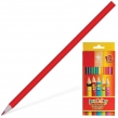 Карандаши цветные KOH-I-NOOR «Centi», 12 цв., грифель 2,65 мм, заточенные