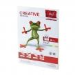 Бумага CREATIVE color, А4, 80 г/м2, 100 л., цветная пастель