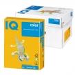 Бумага IQ  color, А4, 80 г/м2, 500 л., солнечно-желтая