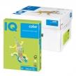 Бумага IQ  color, А4, 80 г/м2, 500 л., интенсив зеленая