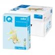 Бумага IQ  color, А4, 80 г/м2, 500 л., пастель светло-голубая