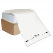 """Бумага с неотрывной перфорацией, 210×305 мм (12""""), 1600 листов, плотность 65 г/м2, белизна 98%, STARLESS (110067)"""
