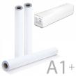 Рулон для плоттера, 610 мм х 45 м х втулка 50,8 мм, 90 г/м2, белизна CIE 146%, BRAUBERG (110451)