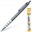 Карандаш механический BRAUBERG «Smart» , корпус серый, металлический держатель, ластик, 0,5 мм, в блистере