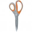 Ножницы Berlingo Mega Soft, 18см, эргономичные ручки, мягкие вставки (210679)