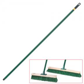 Черенок SVIP, длина 128 см, металлопластик, усиленный, зеленый