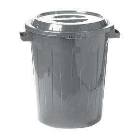 Контейнер 60 литров для мусора, БАК+КРЫШКА, IDEA