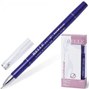 Ручка гелевая ERICH KRAUSE «BELLE gel», 0,5 мм, синяя