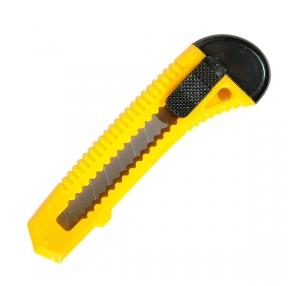 Нож канцелярский inФОРМАТ,18мм, комбинированный (053823)