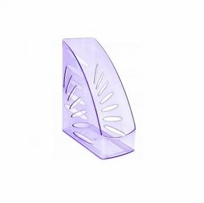 Лоток вертикальный Тропик тонир. фиолетовый (ЛТ362)