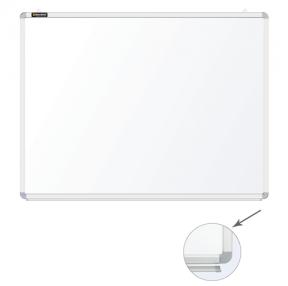 Доска магнитно-маркерная BRAUBERG, 90×120 см, улучшенная алюминиевая рамка