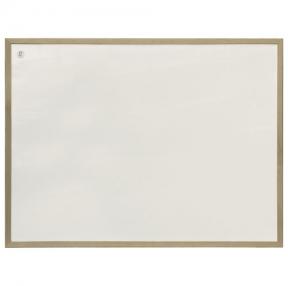 Доска магнитно-маркерная 30×40 см, деревянная рамка, «2×3»