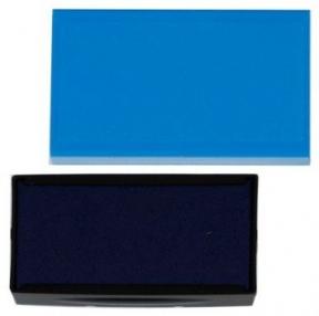 Подушка сменная (47×18 мм) ДЛЯ TRODAT 4912, 4952, синяя, 6/4912 (231070)