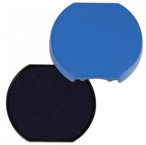Подушка сменная для печатей ДИАМЕТРОМ 40 мм, для TRODAT 46040, синяя (231072)