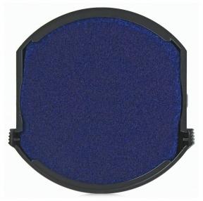 Подушка сменная для печатей ДИАМЕТРОМ 42 мм, для TRODAT 4642, синяя (236826)