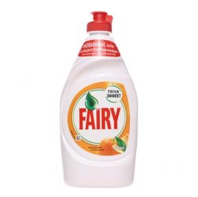Средство для мытья посуды, 450 мл, FAIRY, Апельсин (603744)