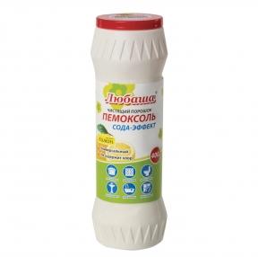 Чистящее средство 400 г, ПЕМОКСОЛЬ, Лимон Сода-эффект, порошок, ЛЮБАША (605376)